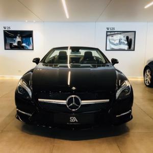 2013 Mercedes-Benz SL 350