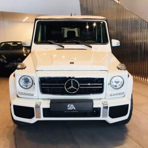 2009 Mercedes-Benz G55 AMG 4matic