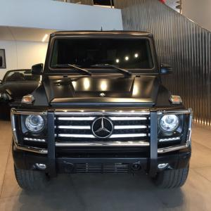 2014 Mercedes-Benz G 550 4MATIC