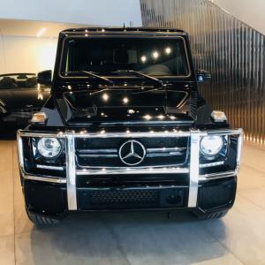 2015 Mercedes-Benz  G 63 AMG 4MATIC