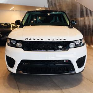 2015 Land Rover Range Rover Sport Supercharged SVR