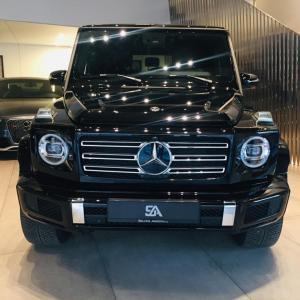 2019 Mercedes-Benz G 500 AMG