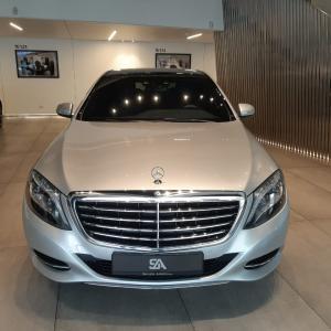 2014 Mercedes Benz S400L